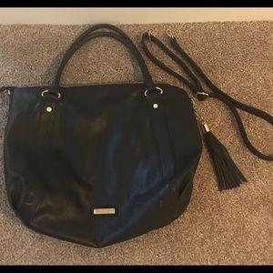 Steve Madden black handbag